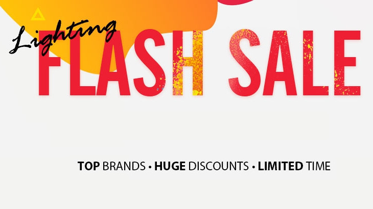 Flash Sale от магазина GearBest