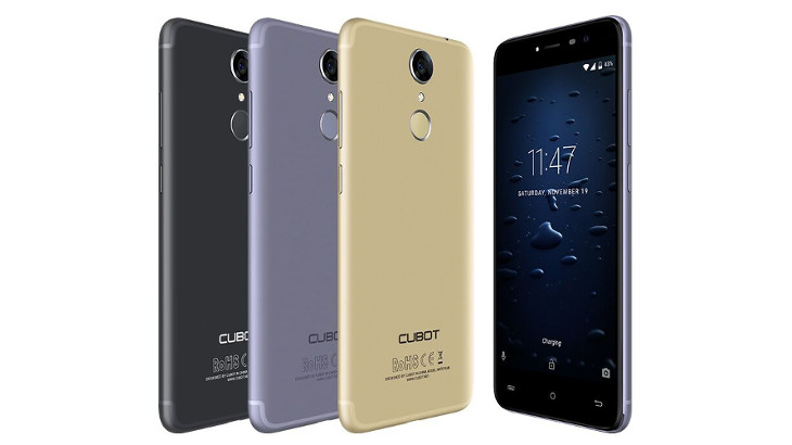 Cubot Note Plus