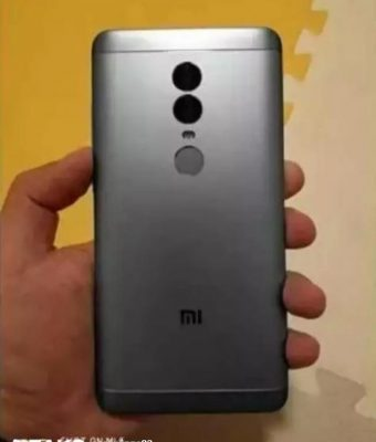 Redmi Note 5?