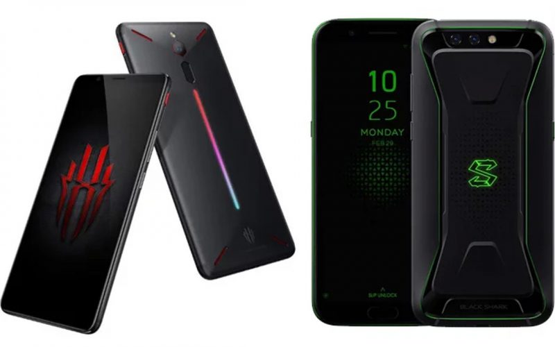 Nubia Red Magic против Xiaomi Black Shark