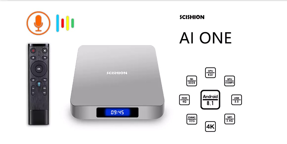 Scishion AI One