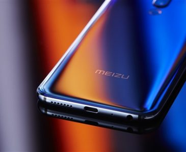 Meizu 16th — Avrora Blue