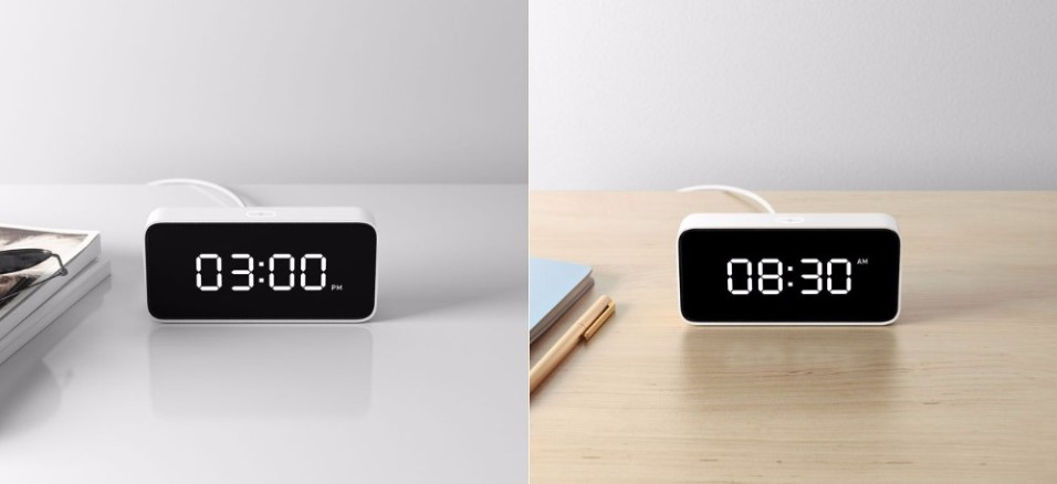 Xiaoai Smart Alarm Clock