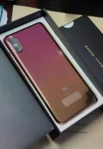 Xiaomi Mi-8 Screen Fingerprint Edition