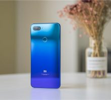 Mi 8 Lite Dream Blue