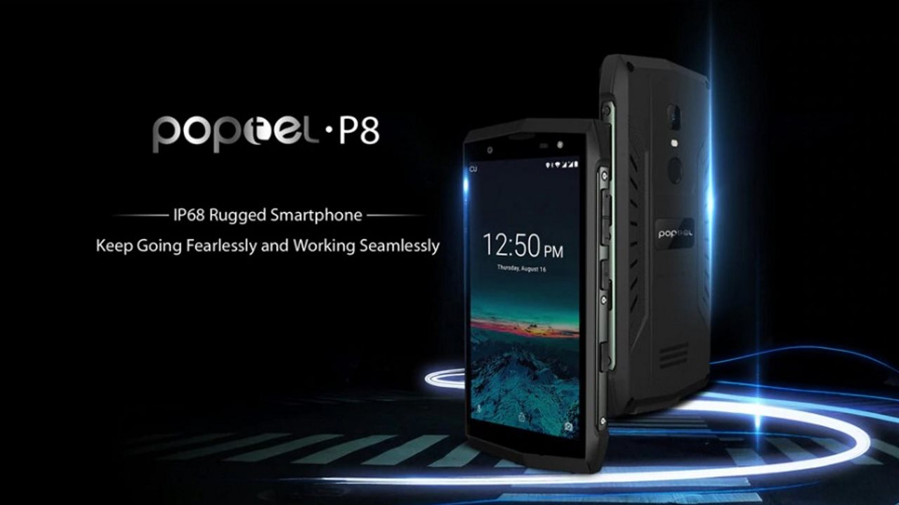 Poptel P8