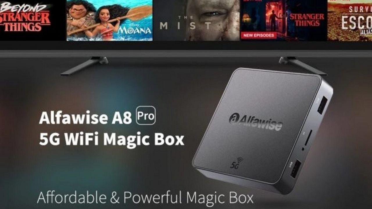 Alfawise A8 Pro