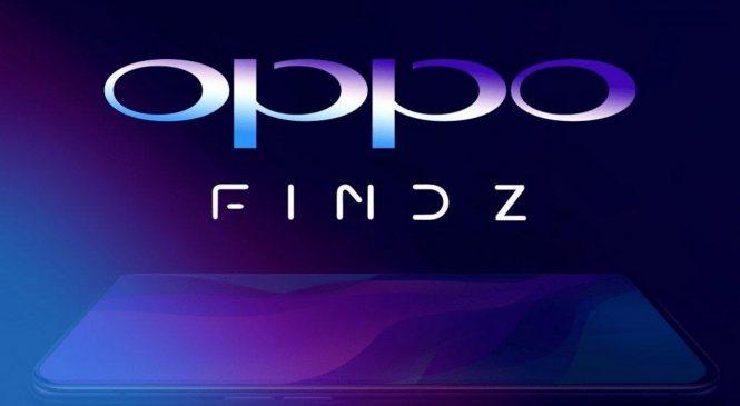 Ожидаем Oppo Find Z: самый мощный и необычный, возможно 10-ный оптический зум. Первые рендеры