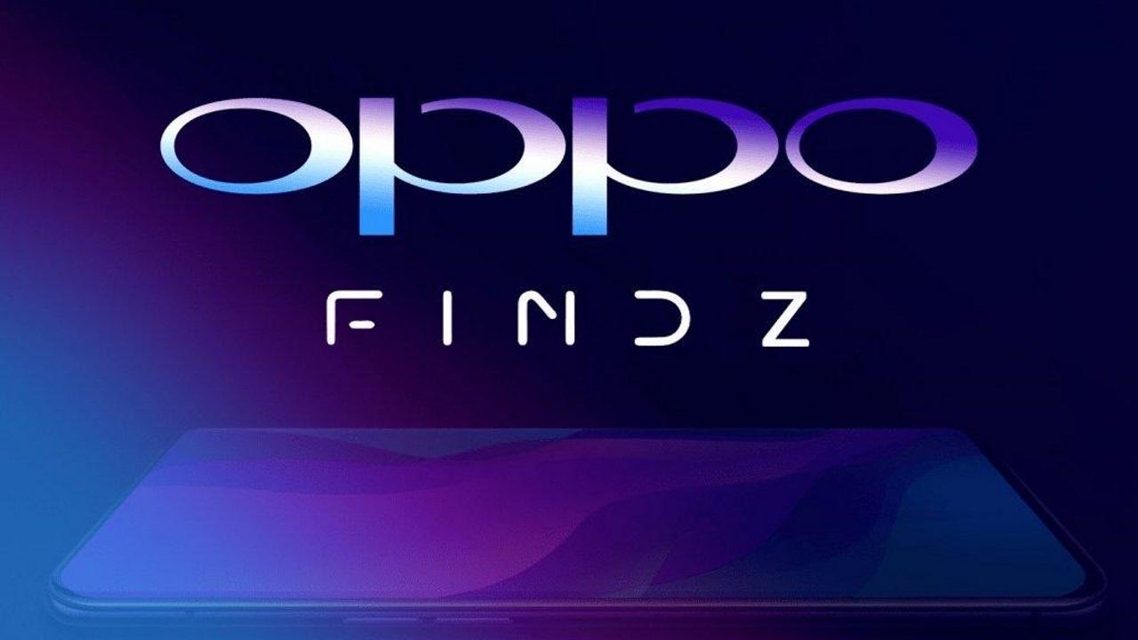 Oppo Find Z - первый рендер