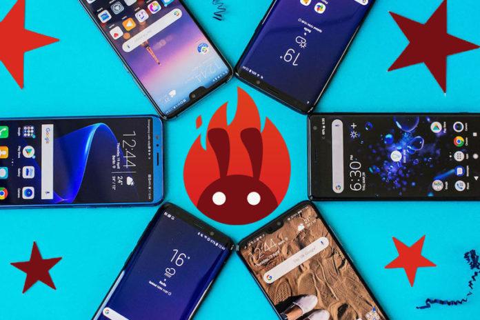 антуту рейтинг смартфонов