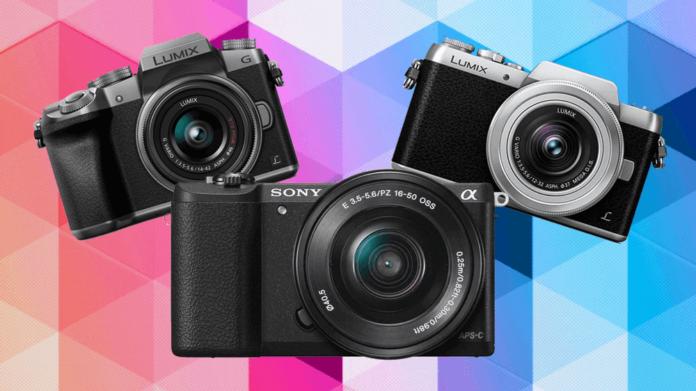 фотоаппараты беззеркальные