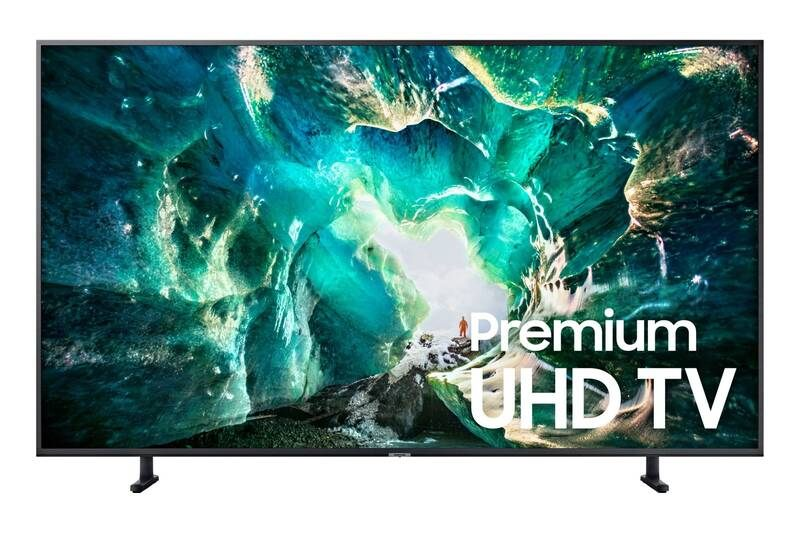 Premium UHD 4K Smart TV RU8000 Series 8