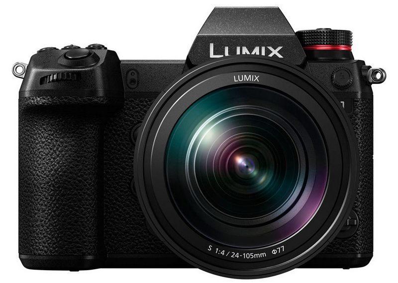 Panasonic Lumix DC-S1RM Kit