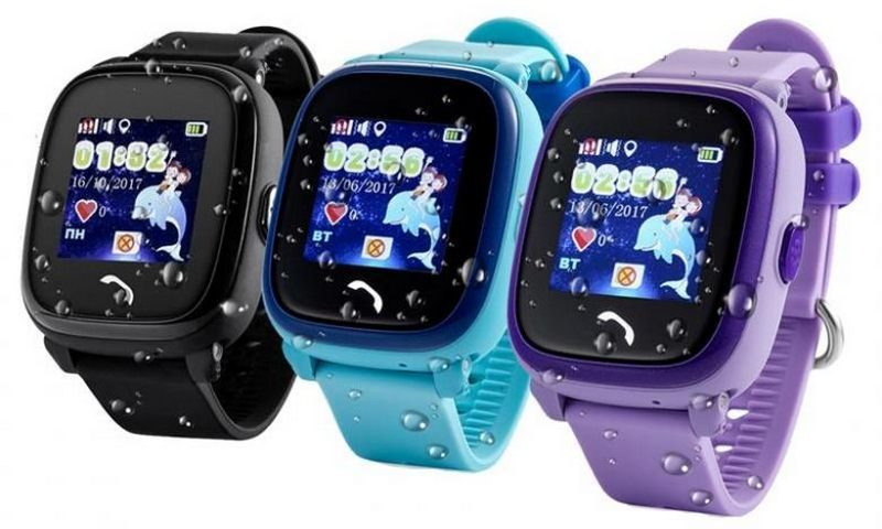 Smart Baby Watch GW400S
