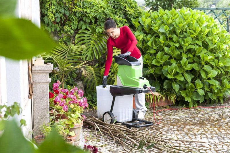 Измельчитель веток садовый электрический рейтинг лучшие модели