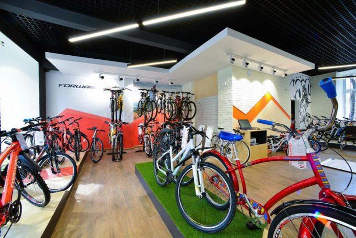 велосипеды форвард