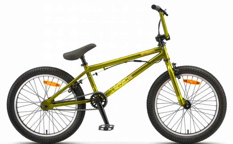 BMX велосипеды STELS