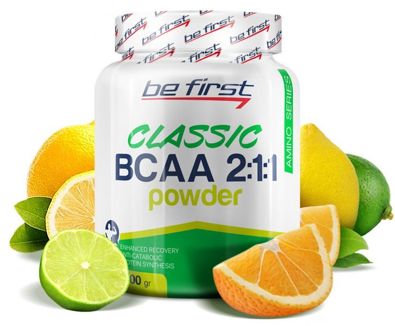 Be First BCAA 2-1-1 Classic Powder