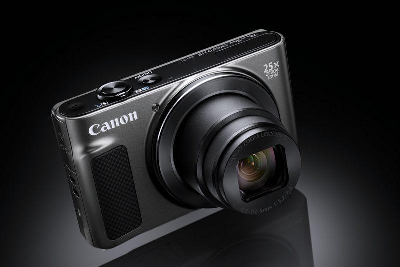 качественный любительский компактный фотоаппарат