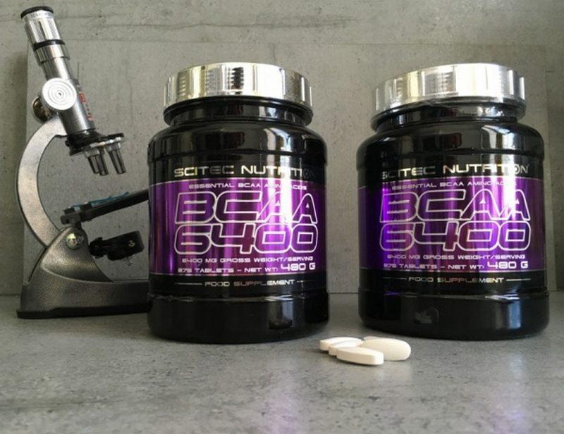 Scitec Nutrition BCAA 6400