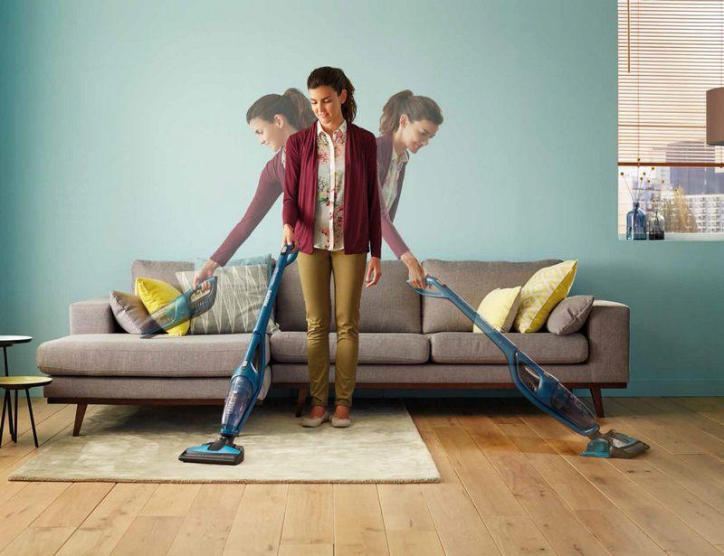 ТОП 17 лучших вертикальных пылесосов для дома
