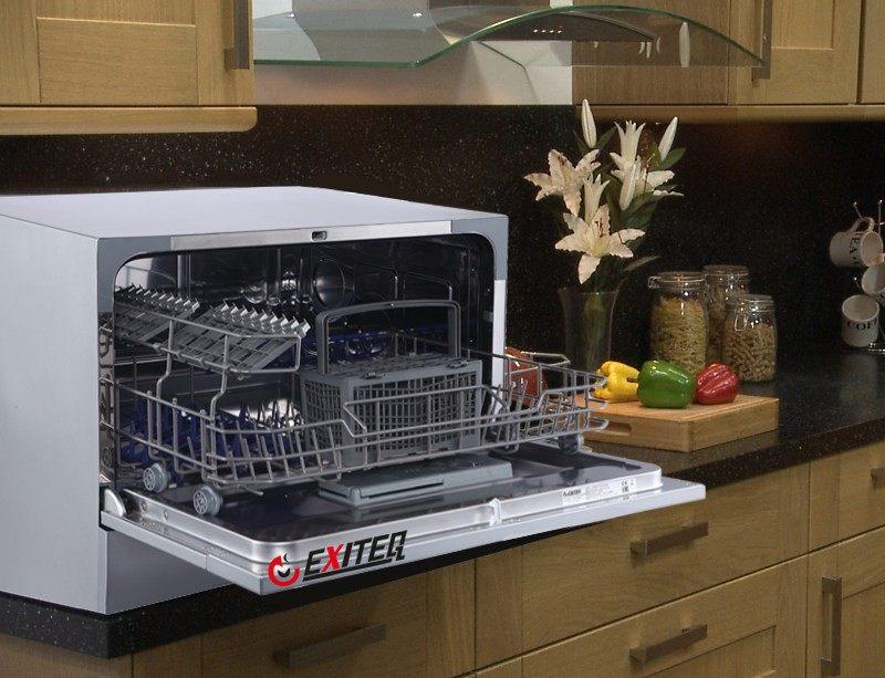 Лучшие компактные посудомоечные машинки