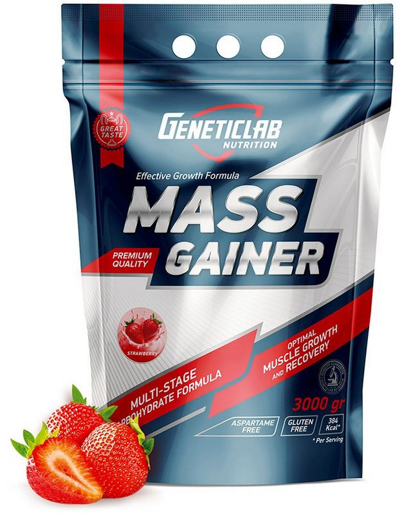 Mass Gainer Geneticlab nutrition