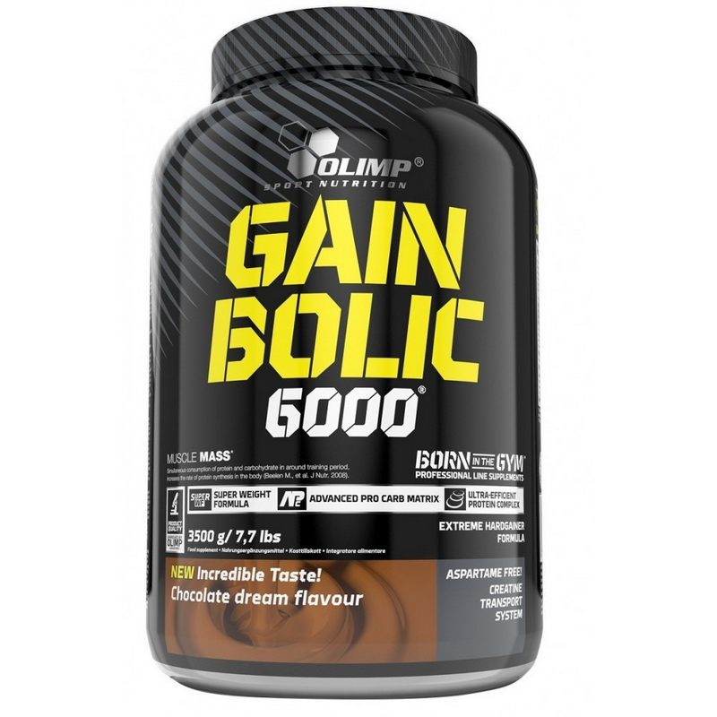 Olimp Gain Bolic 6000
