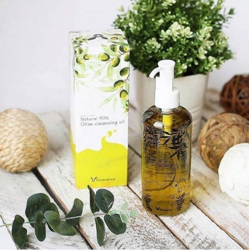 Elizavecca гидрофильное масло с оливой