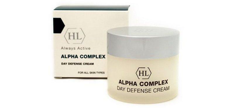 Holy Land Alpha Complex Day Defense Cream Дневной защитный крем для лица