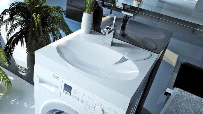 Лучшие раковины над стиральной машиной