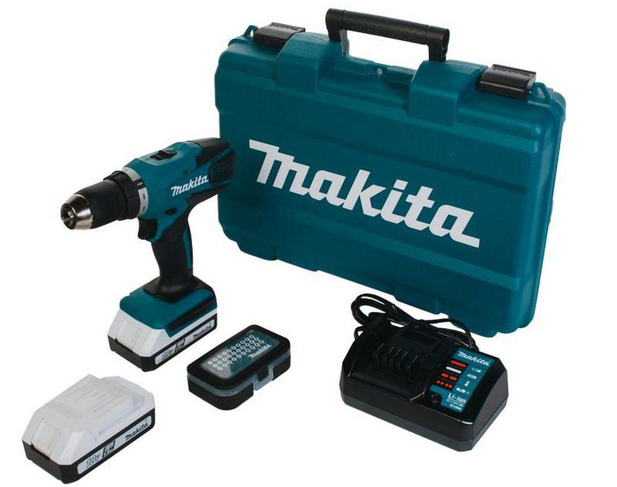 Makita DF457DWEX8 42 Н·м
