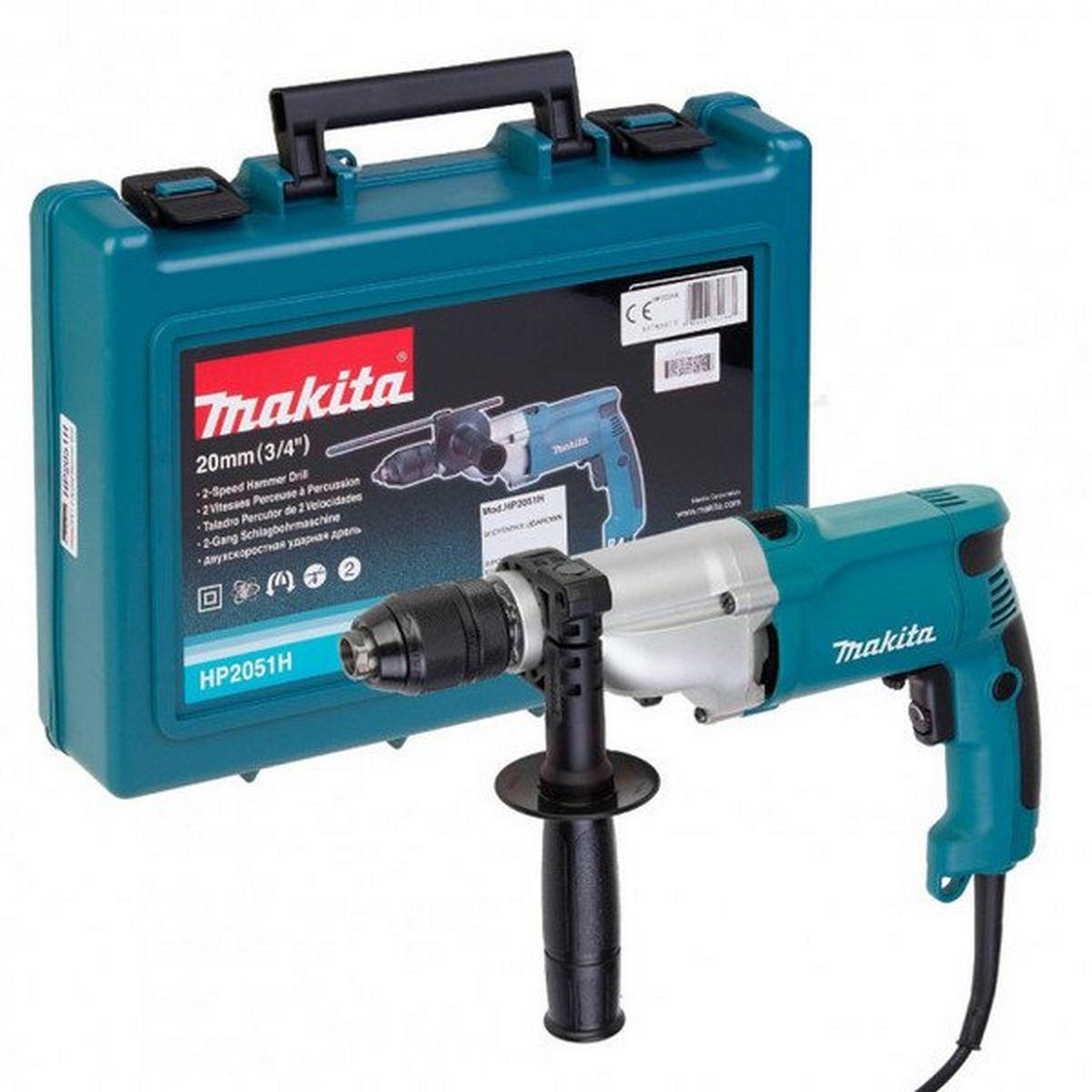 Makita HP0300 коробка 320 Вт 56 Н·м