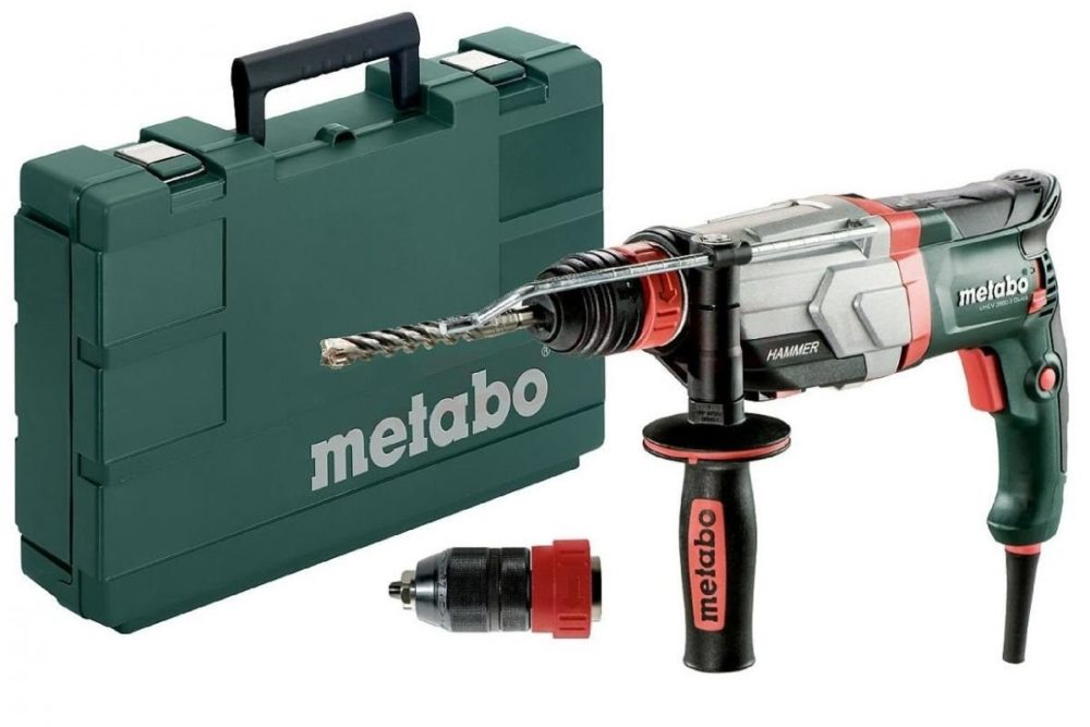 METABO KHE 2860 Quick кейс (3.2 Дж) 18 Н·м