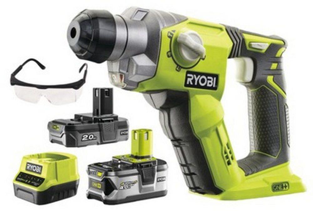 RYOBI R18SDS-0 коробка 18 В (1.3 Дж) 15 Н·м
