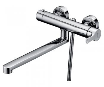 WasserKRAFT Berkel 4802L однорычажный лейка в комплекте хром