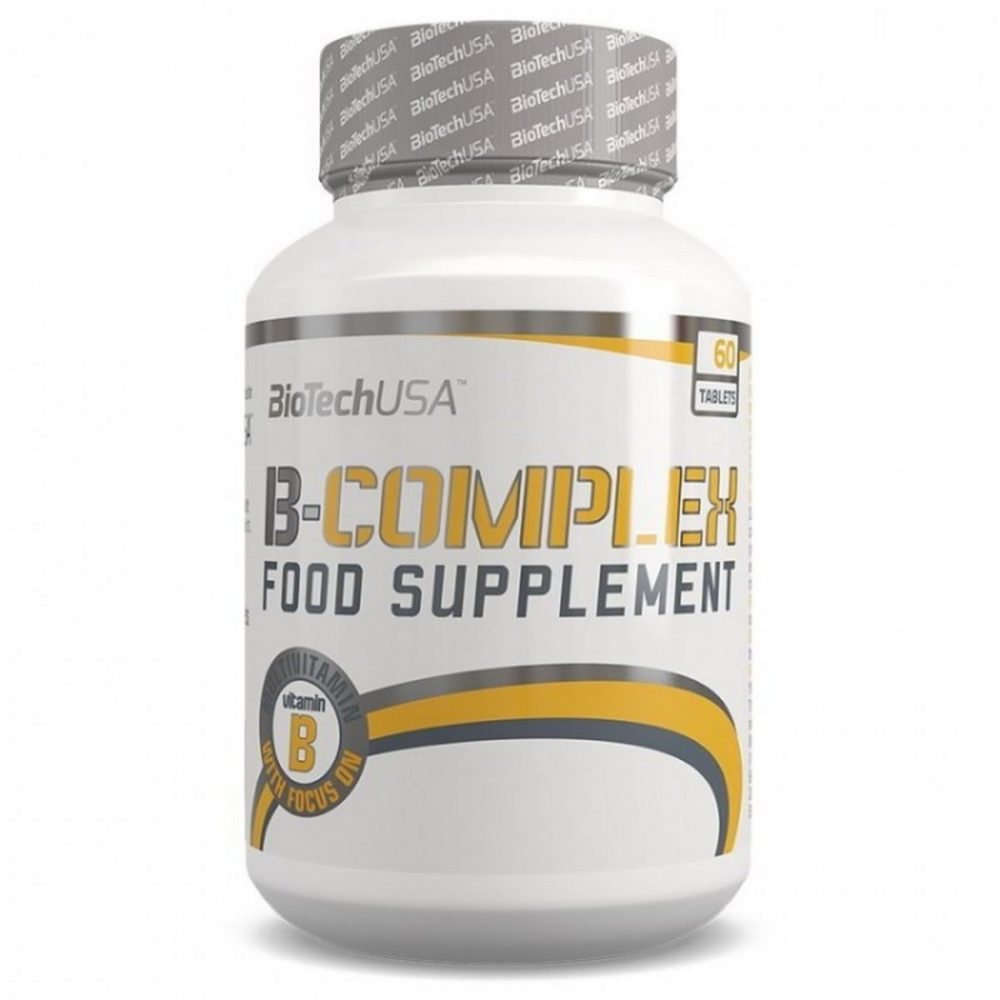 B-Complex Biotech Nutrition