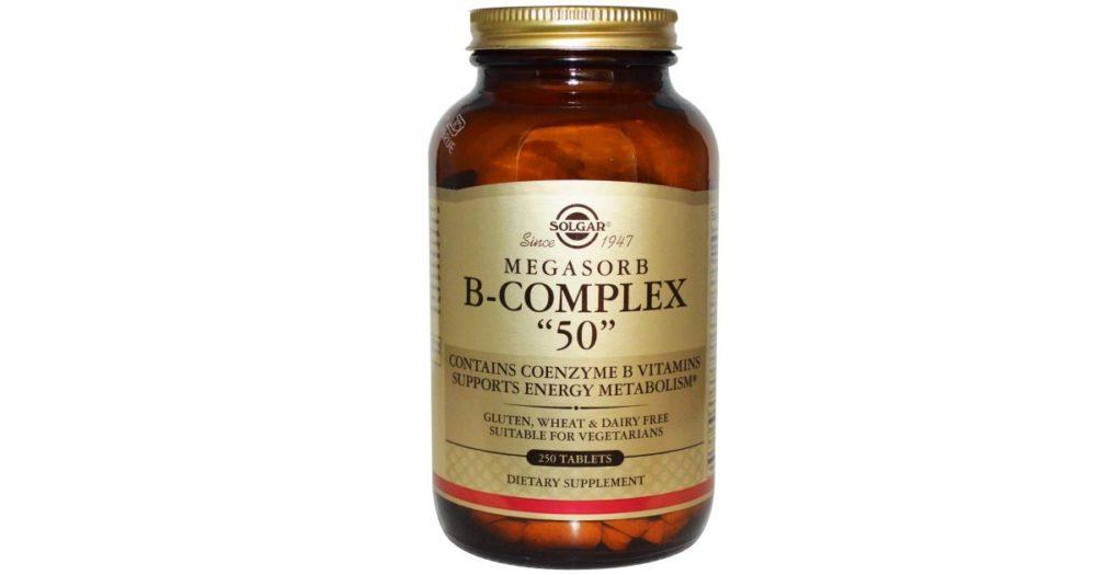 B-Complex (SOLGAR)