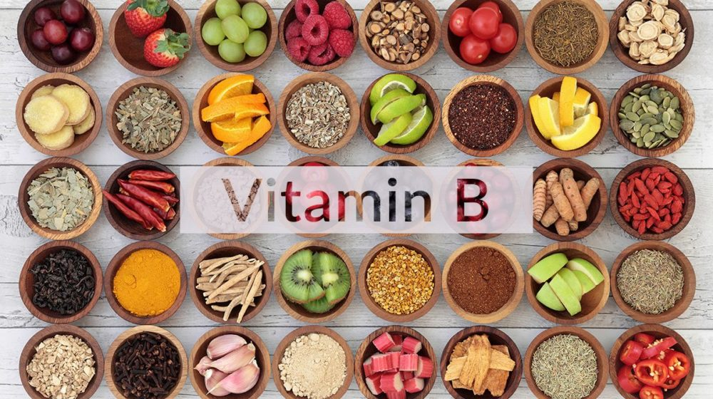 Самые лучшие витамины группы б