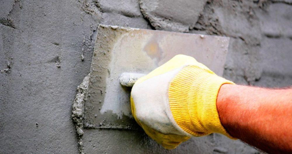 Лучшие цементные штукатурки