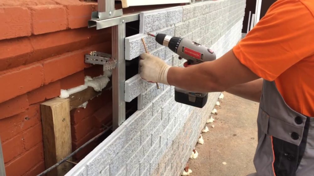 Полимерные панели фасадные