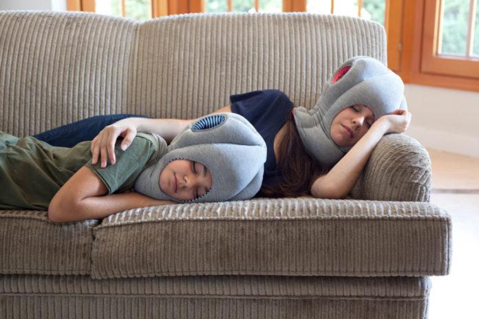 подушка для сна необычная