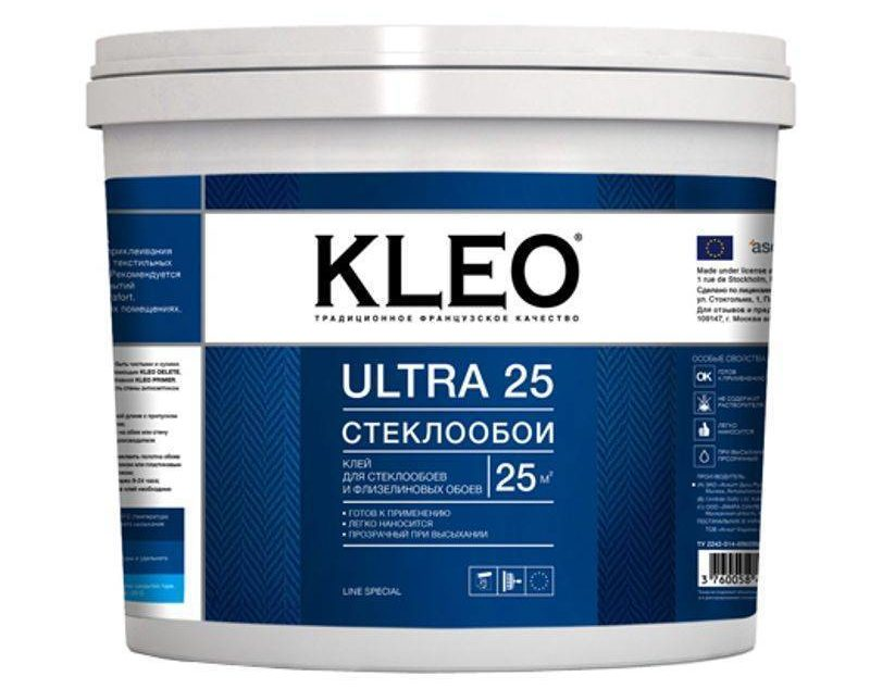 KLEO ULTRA Для стеклообоев