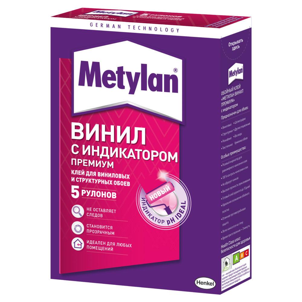 Metylan Винил Премиум с индикатором