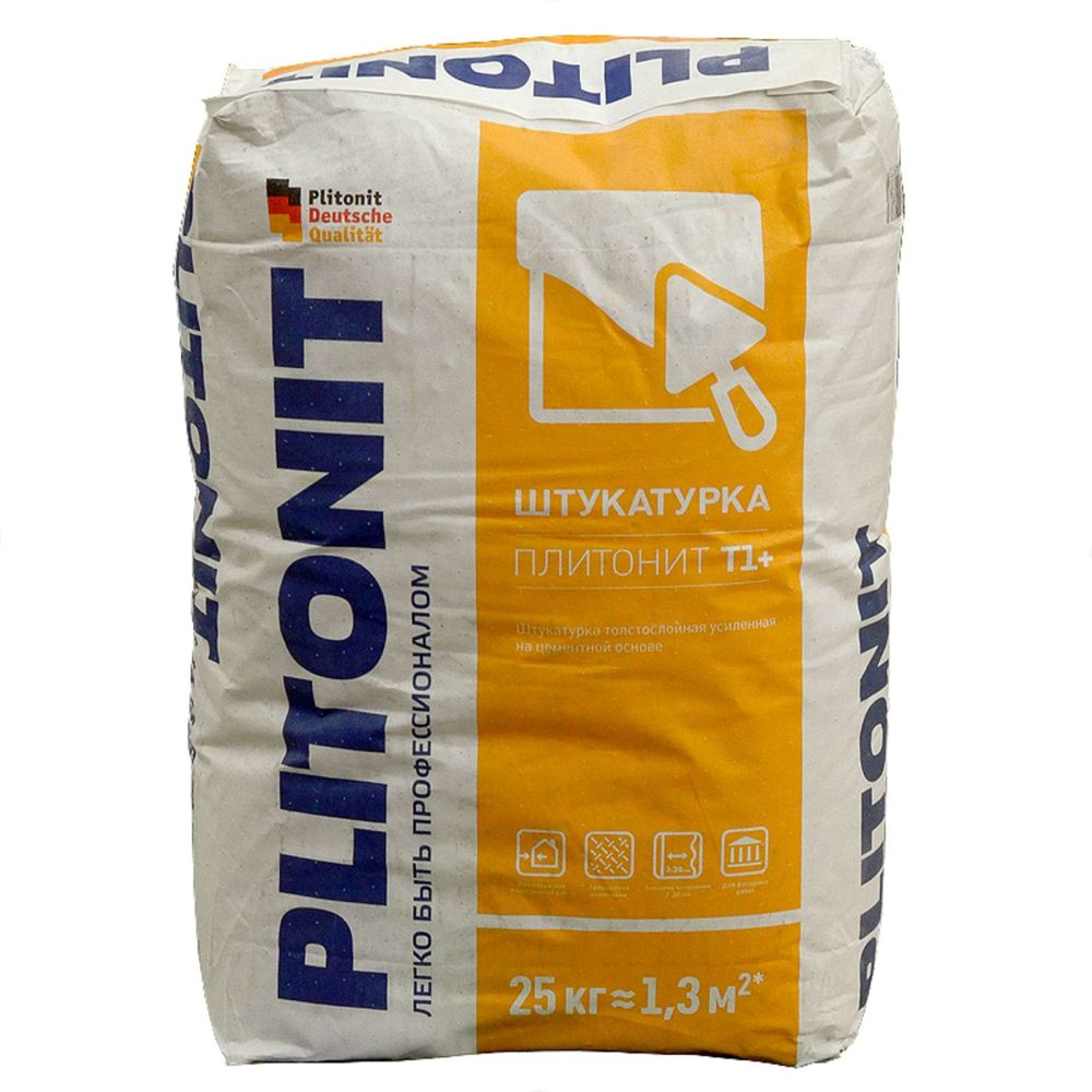 Plitonit Цементная Т1+